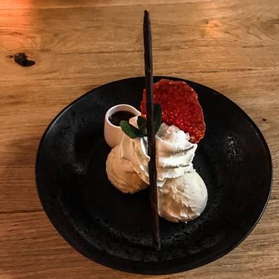 <p>Plateservice keuzemenu uitgebreid met dessert<br></p>