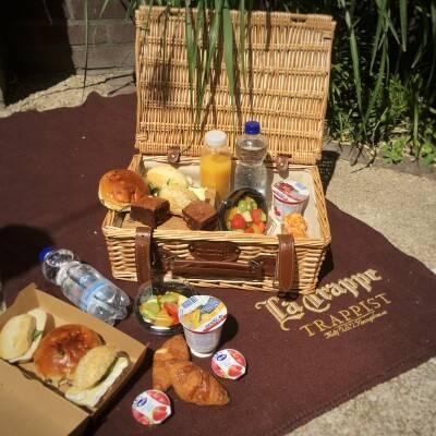 <p>Picknick voor onderweg</p>