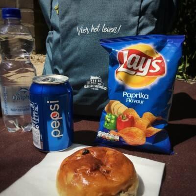 <p>Snack rugzak voor onderweg 2</p>