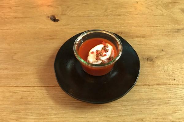 <p>Plateservice keuzemenu uitgebreid met soep<br></p>